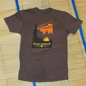 Tops - Phish 2011 Summer Tour Tee